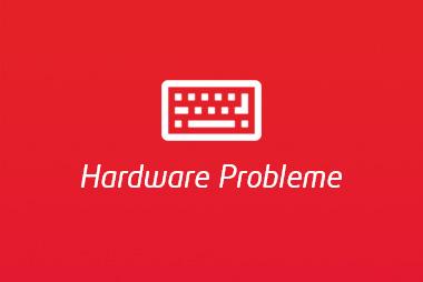 Lösungen für Hardware Probleme